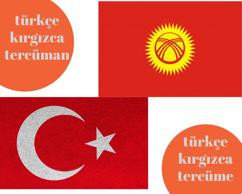 Kırgızca Türkçe tercüme, türkçe kırgızca çeviri tercüme, ankara kırgızca çeviri
